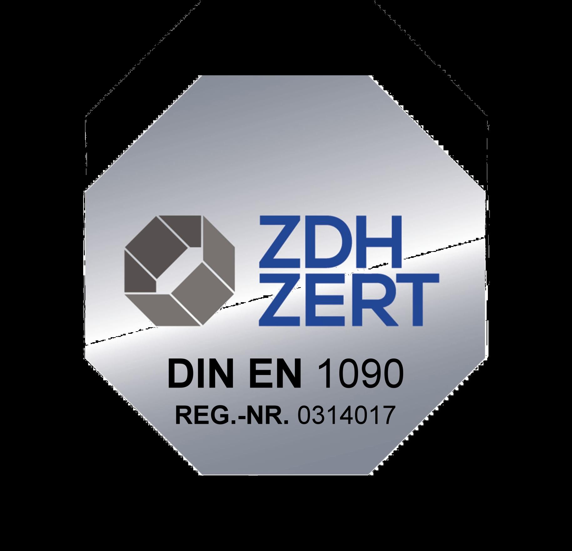 ZDH-ZERT DIN EN 1090
